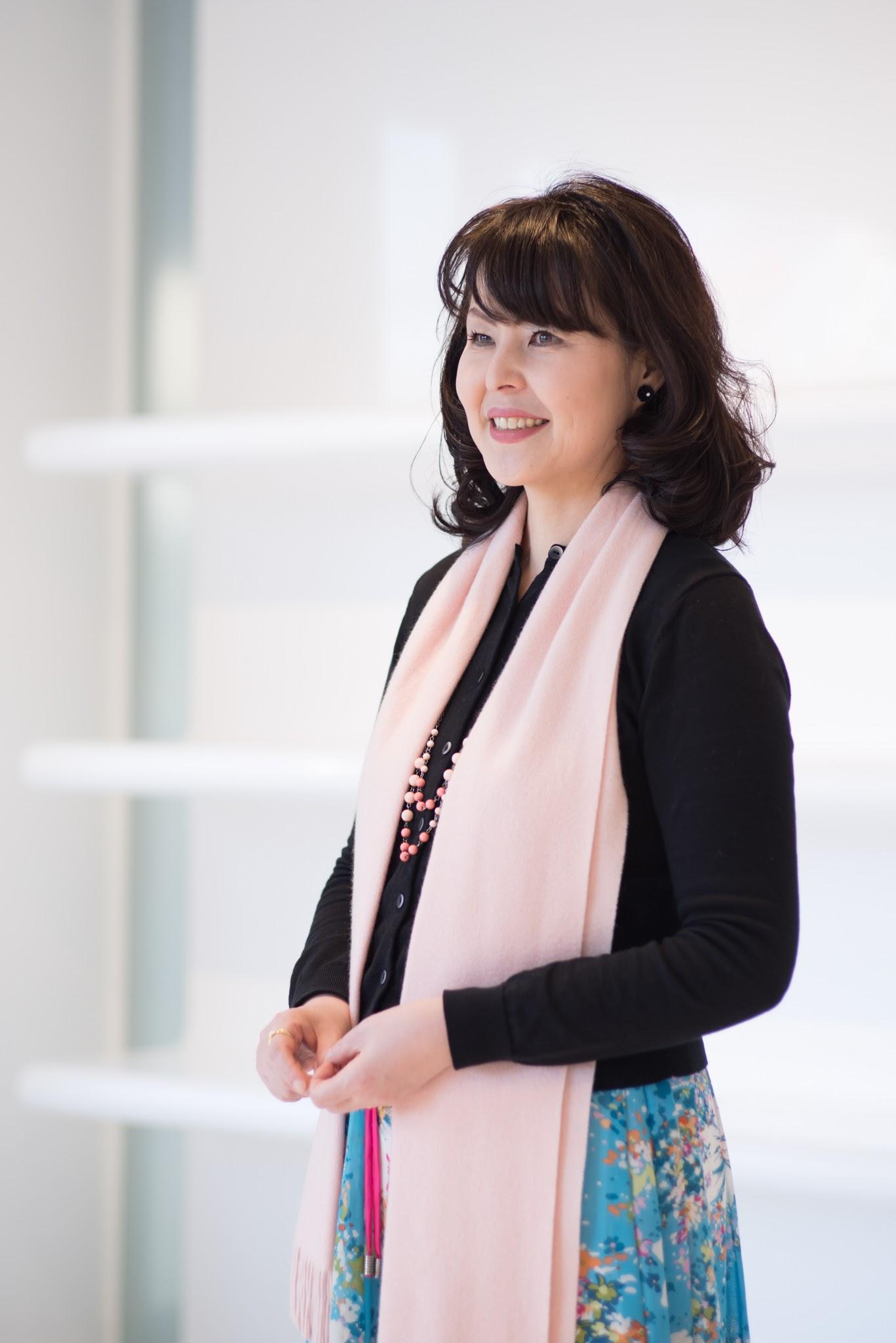 上村由紀子さんプロフィール画像